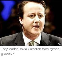 Cameron on green growth