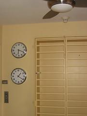 Kitchen with service elevator