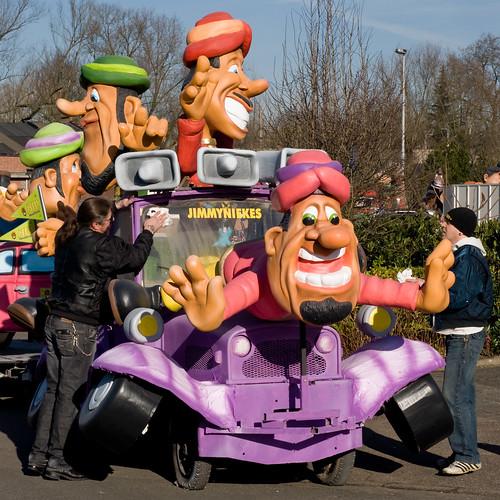 Carnaval in Dendermonde