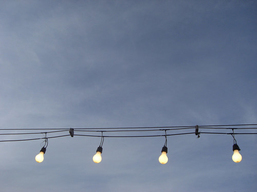 Bulbs on Colfax