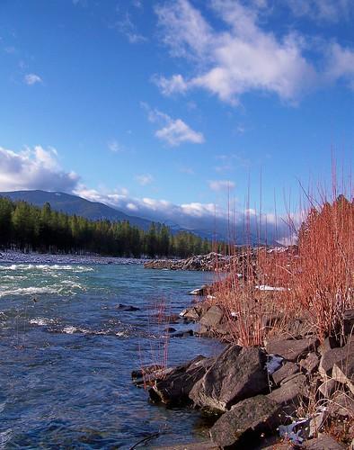 Lower Clark Fork River