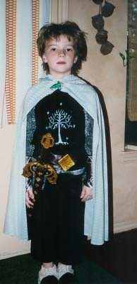 2005 - Peregrin Took, Knight of the City of Gondor