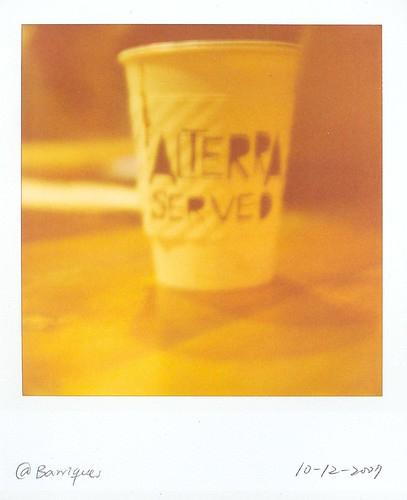 drink miel @ Barriques