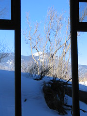 Becoming The Mountain, Mabel Dodge Luhan House, Taos, NM, February 2007, photo © 2007 by QuoinMonkey. All rights reserved