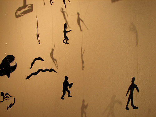 Figures/shadows