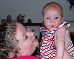 Alyssa & her Aunt Lisie