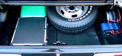 1967 Camaro Trunk