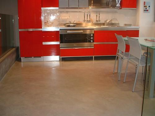Microcemento alisado para pisos y revestimientos continuaci n - Microcemento que es ...
