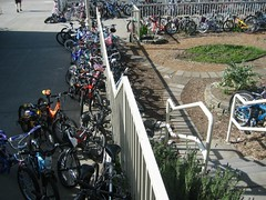 Bike to School Day 2008