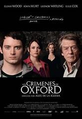 crímenes de oxford