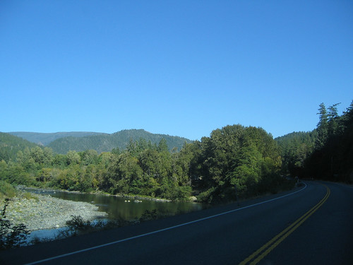 Day 09 - Smith River Along Highway 199