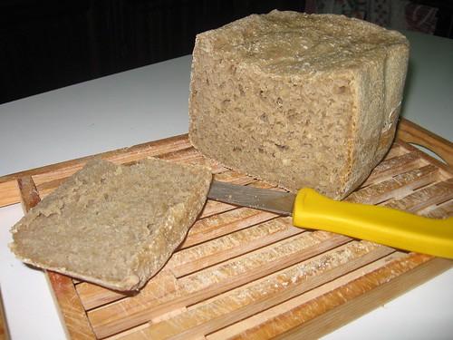 Pão cortado ;)