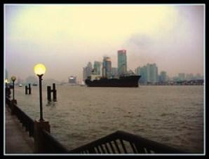 Shanghai on the river