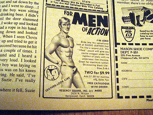 For Men Of Action