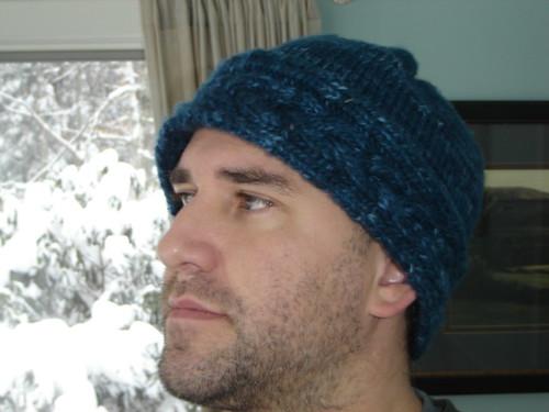 Coronet hat for Sam\'s Christmas