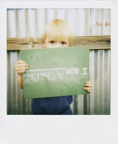 i am a choo choo. by jackie young..