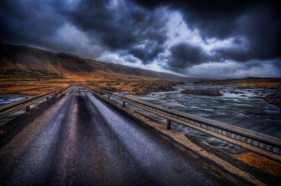The Road Home to Reykjavik