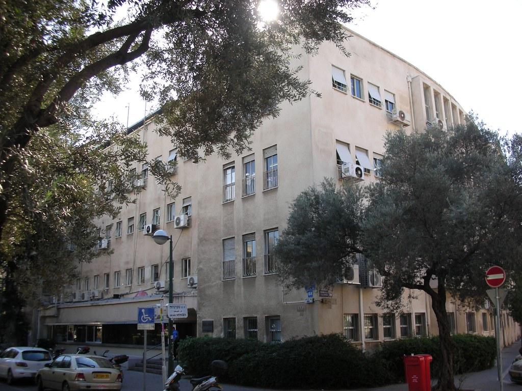 מנהל ההנדסה בתל-אביב