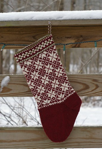 Christmas stocking 1