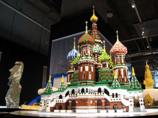 LEGO世界遺産