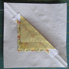 Freezer Paper Piecing Tutorial