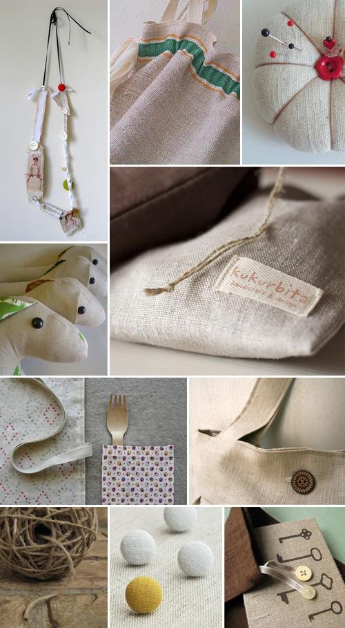 I {heart} Linen
