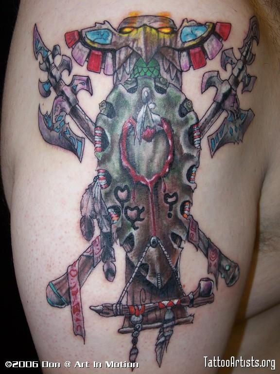 Warcraft tattoo. « Odpověď #9 kdy: Srpen 01, 2010, 04:59:05 pm »