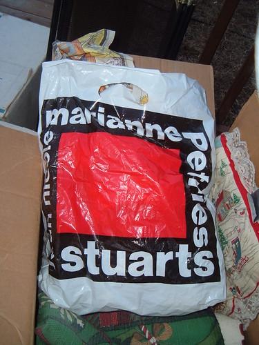 Stuart's Bag (mid 90's).