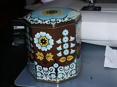 Scandinavian Toffee Tin
