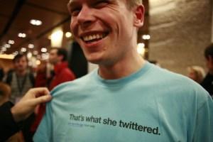 twitter games like #ThatsWhatSheSaid and #twit