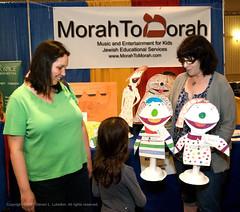 Morah Judy at Kid's Land Expo