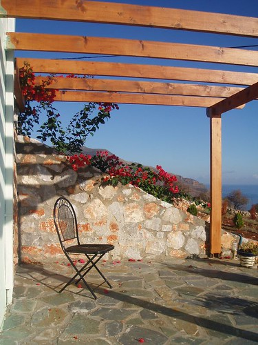 The Green Terrace, Vegetarian/Vegan B&B in Crete