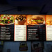 The Acme Burger Company - the menu