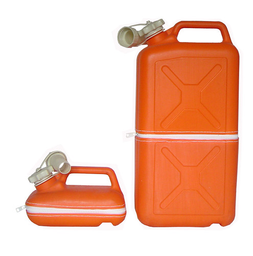 oranje cans (set)