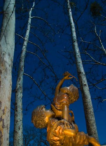 Neverland Statues - Bronze
