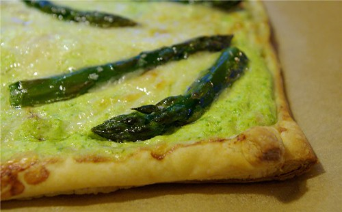 asparagus tart 3