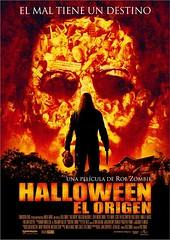 Halloween el origen cartel película