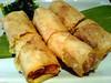 Shanghai Blues vegetarian beancurd rolls