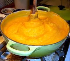 padana squash soup