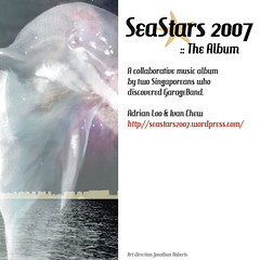 SeaStars 2007 cover art - 2