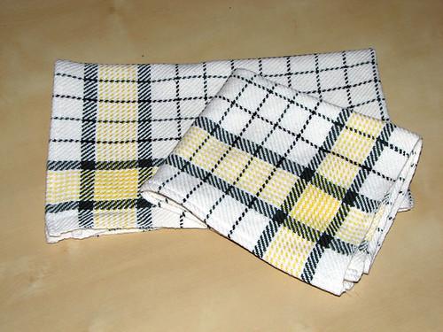 Sunflower Twill Towels