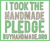 Take the Handmade Pledge