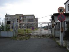 Zwickau: Former Trabant Factory