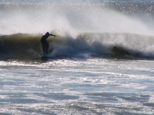 March Surfing