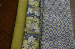 Fabrics for Frenchy bag