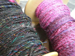 enchanted knoll yarns