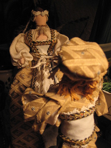 Wedding Commemorative Dolls
