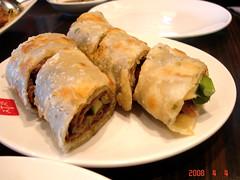 Dinesty - Roast Beef rolls