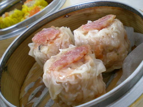 HongFu lap chiang dumplings