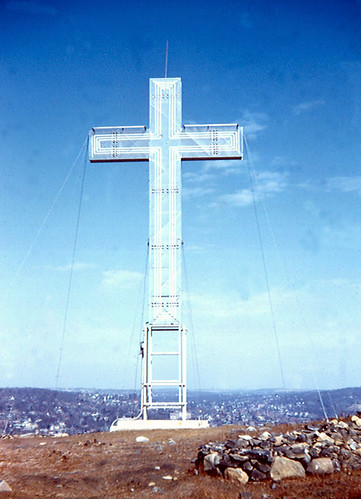 Original Peace Cross on Pine Hill (1956) - Waterbury, CT